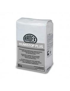 HUMISTOP PLUG - Mortero hidráulico de obturación y fraguado ultra rápido