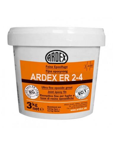 Argamassa epoxi para a betumação de cerâmica ARDEX ER GROUT