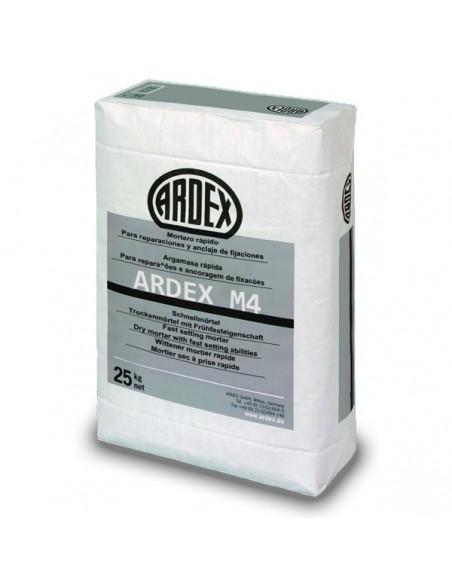 ARDEX M4 - Mortero de reparación para pavimentos de hormigón